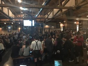 Oktoberfest at the Queen Anne Beerhall